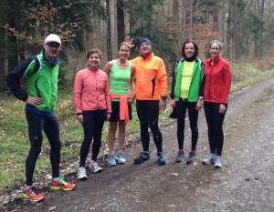 offene Trainingsgruppe 2015